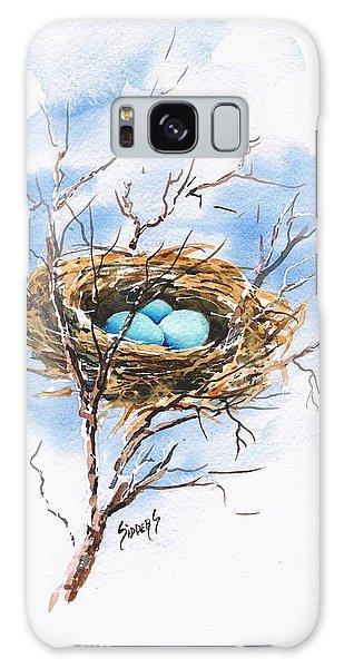 Robin's Nest Galaxy Case