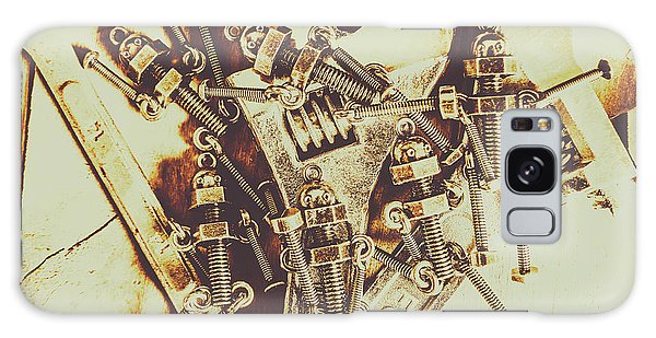 Shed Galaxy Case - Robotic Repairs by Jorgo Photography - Wall Art Gallery