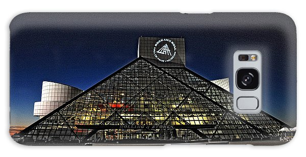 Rock And Roll Hall Of Fame - Cleveland Ohio - 5 Galaxy Case