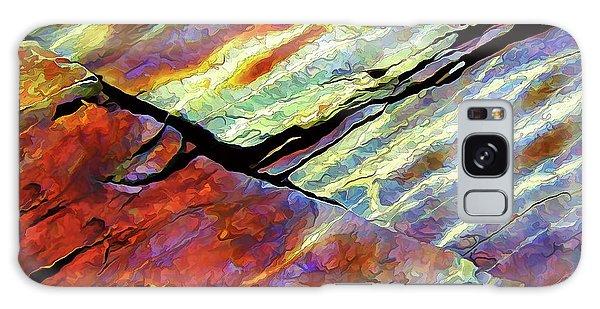Rock Art 16 Galaxy Case