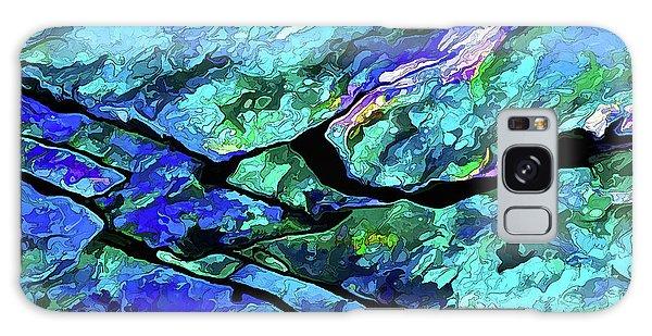 Rock Art 18 Galaxy Case