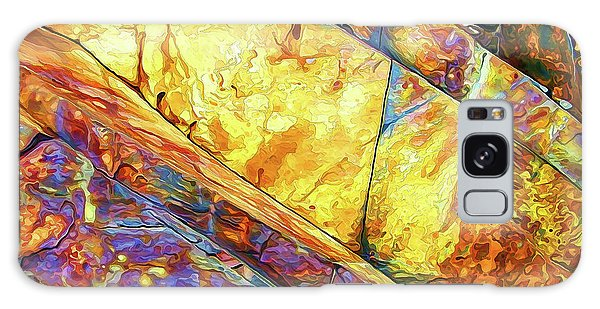 Rock Art 23 Galaxy Case