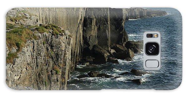 Rock Climbing Burren Galaxy Case