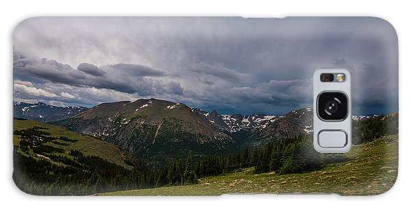 Rock Cut 3 - Trail Ridge Road Galaxy Case