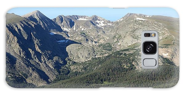 Rock Cut - Rocky Mountain National Park Galaxy Case