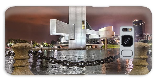Rock Hall And The North Coast Galaxy Case by Brent Durken