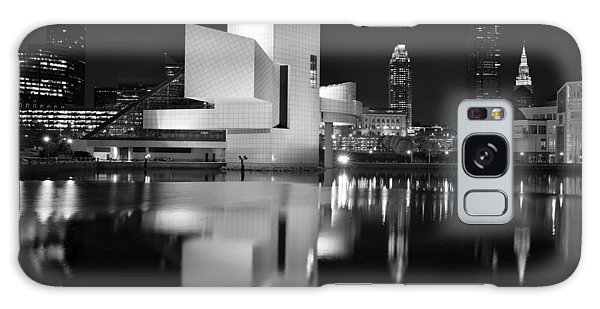 Rock Hall Reflections Galaxy Case
