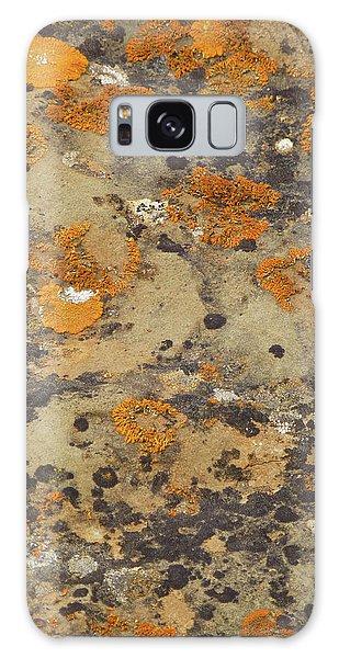 Rock Pattern Galaxy Case