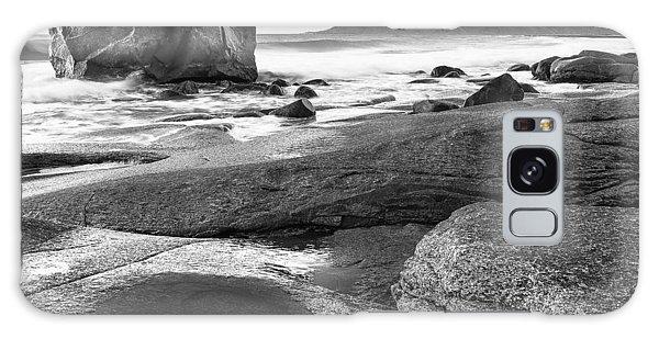 Rock Solid Galaxy Case by Alex Conu