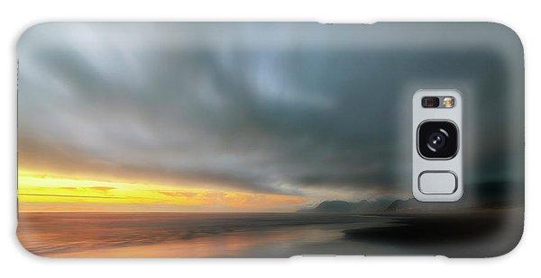 Rockaway Sunset Bliss Galaxy Case