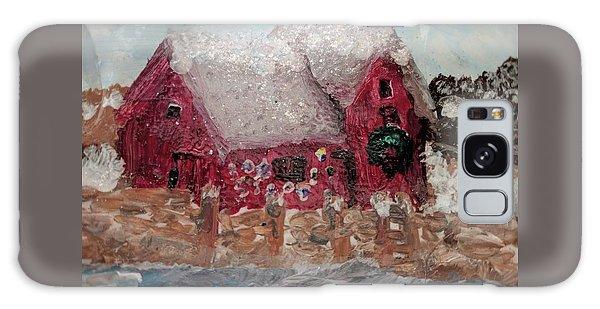 Rockport Christmas 1 Galaxy Case