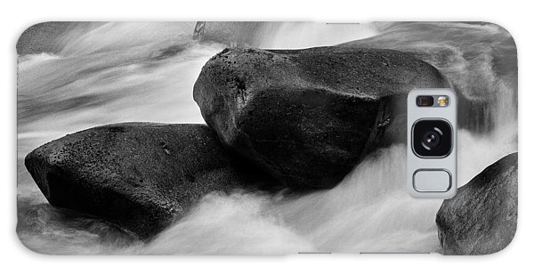 Galaxy Case - Rocks And Water by Bob Neiman