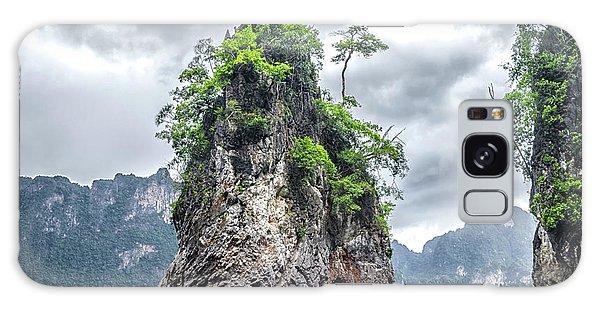 Rocks At Khao Sok Galaxy Case
