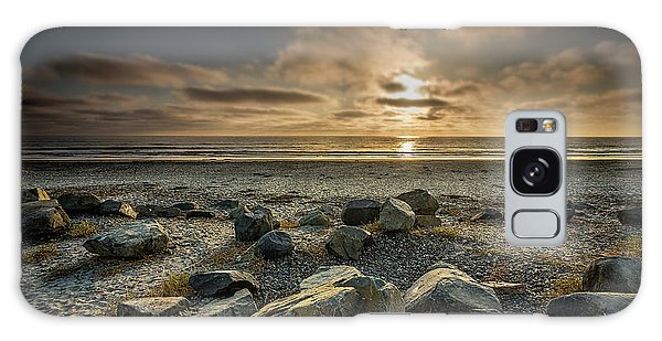 Featured Images Galaxy Case - Rocks by Peter Tellone