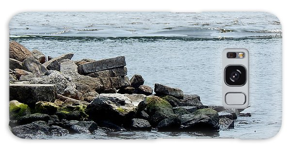 Rocks Wingdam And River Galaxy Case