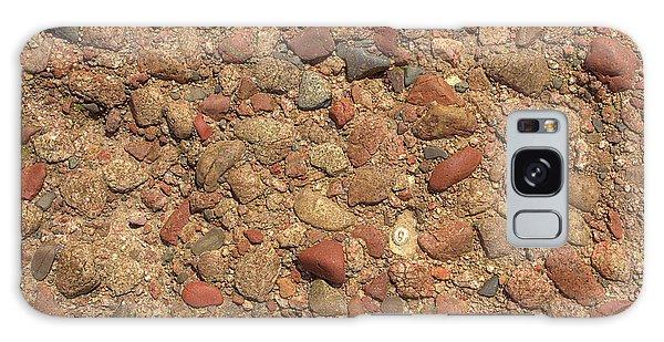 Rocky Beach 4 Galaxy Case by Nicola Nobile