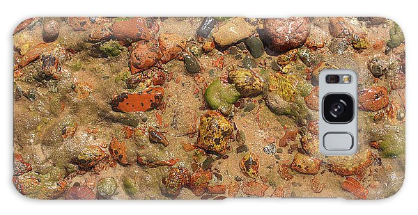 Rocky Beach 5 Galaxy Case