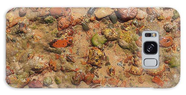Rocky Beach 5 Galaxy Case by Nicola Nobile
