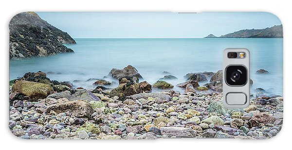Galaxy Case featuring the photograph Rocky Beach by James Billings