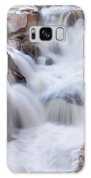 Rocky Gorge Falls Galaxy Case