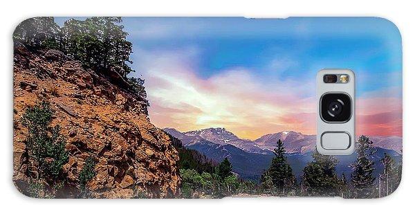 Rocky Mountain High Road Galaxy Case