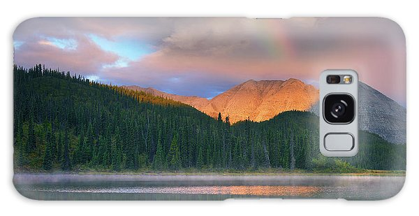 Rocky Mountain Galaxy Case by Tim Fitzharris