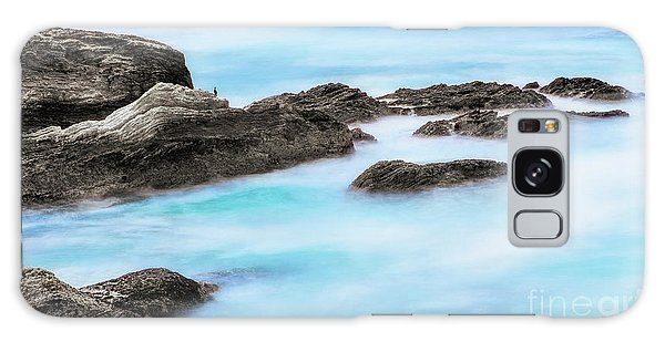 Rocky Ocean Galaxy Case by John A Rodriguez