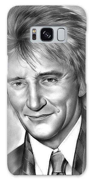 Rock And Roll Galaxy S8 Case - Rod Stewart by Greg Joens