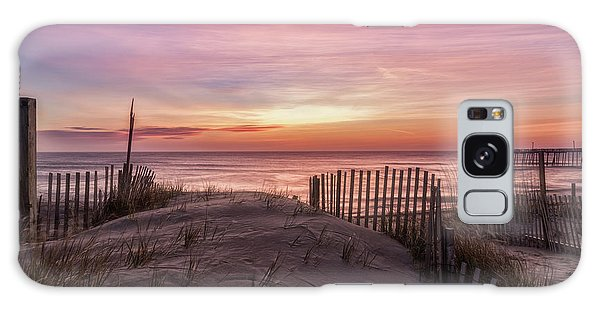 Rodanthe Sunrise Galaxy Case