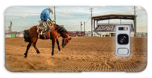 County Fair Galaxy Case - Rodeo Days by Todd Klassy