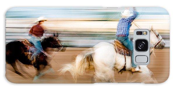 County Fair Galaxy Case - Rodeo Dreams by Todd Klassy