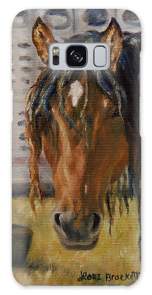 Rodeo Horse Galaxy Case