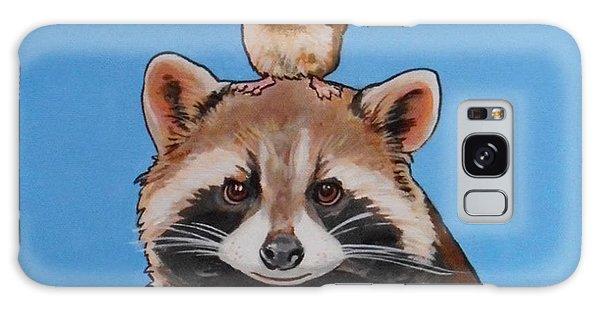 Rodney The Raccoon Galaxy Case