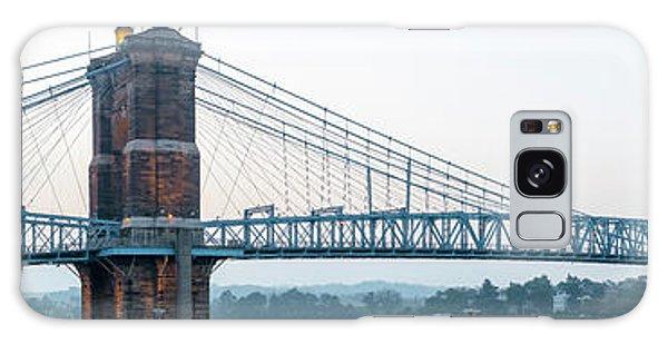 Roebling Bridge Galaxy Case