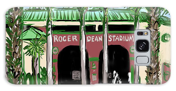 Roger Dean Stadium Galaxy Case