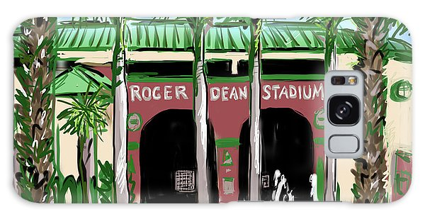 Roger Dean Stadium Galaxy Case