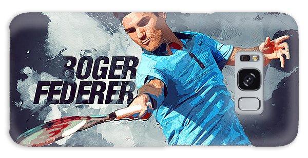 Roger Federer Galaxy Case