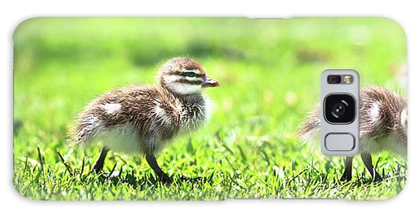 Rogue Duckling, Yanchep National Park Galaxy Case