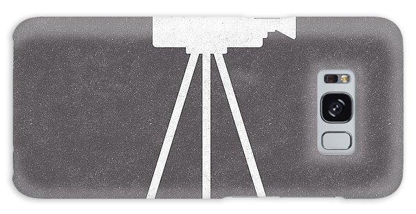 Camera Galaxy Case - Roll Camera- Art By Linda Woods by Linda Woods