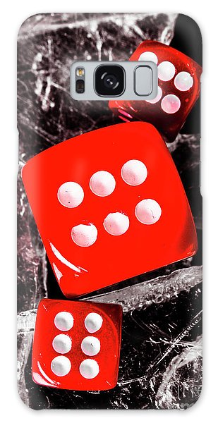 Gamble Galaxy Case - Roll Play Of Still Life by Jorgo Photography - Wall Art Gallery
