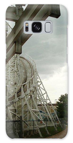 Roller Coaster 5 Galaxy Case