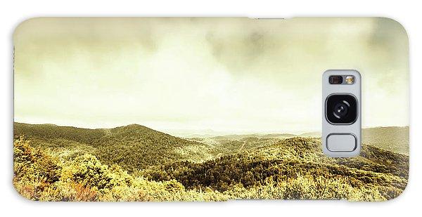 Beautiful Park Galaxy Case - Rolling Hills Of The Tarkine, Tasmania by Jorgo Photography - Wall Art Gallery