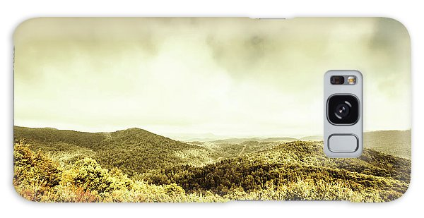 Natural Galaxy Case - Rolling Hills Of The Tarkine, Tasmania by Jorgo Photography - Wall Art Gallery