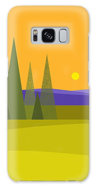 Rolling Hills - Vertical Galaxy Case