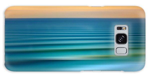 Surrealism Galaxy S8 Case - Rolling In by Az Jackson