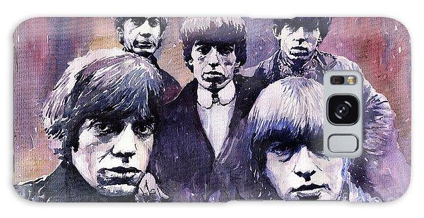 Stone Galaxy Case - Rolling Stones  by Yuriy Shevchuk