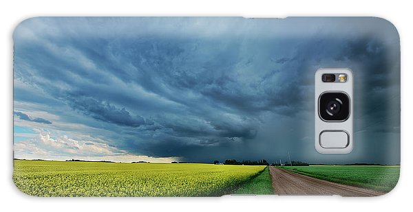 Rolling Storm Galaxy Case