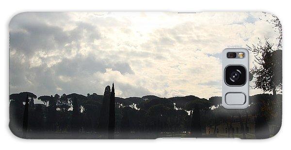 Roma, Villa Borghese Galaxy Case