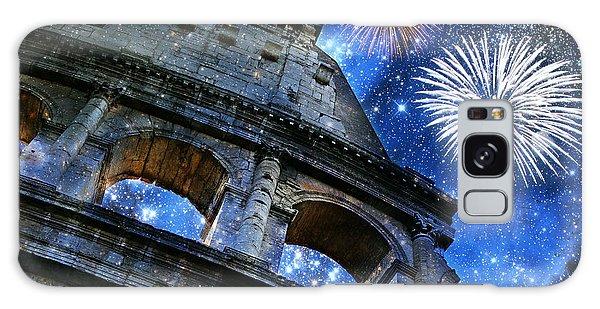 Roman Holiday Galaxy Case