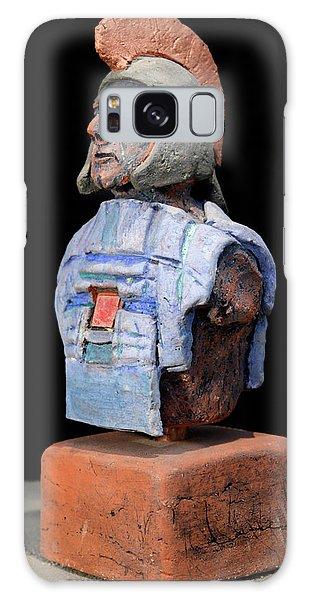 Roman Legionaire - Warrior - Ancient Rome - Roemer - Romeinen - Antichi Romani - Romains - Romarere Galaxy Case by Urft Valley Art